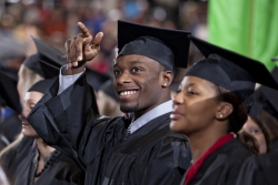 Fall Commencement Ceremonies Dec. 15 to Recognize 1,323 Degree Candidates