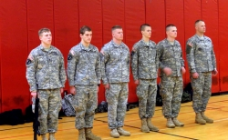 EKU Colonel's Battalion Cadets Bring Home Coveted German Armed Forces Badge