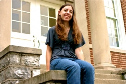 First-Generation Student Accepted into Prestigious Law-Psychology Research Program