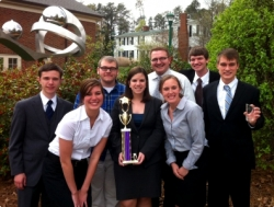 Mock Trial Team among 48 Best in Nation, Advances in National Tournament